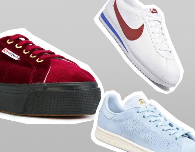 Diese 4 Sneaker sind Kultsneaker!