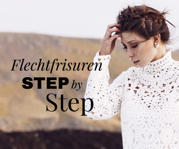 Flechtfrisuren Step by Step mobile