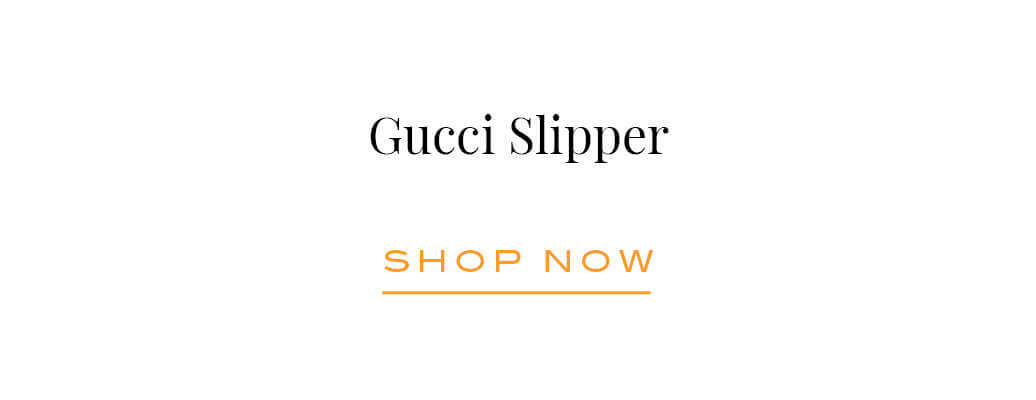 Gucci Slipper