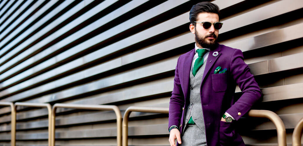 a4bae8c55683 Material, Muster, Farbe – wir klären alle Fragen zum Thema Anzug
