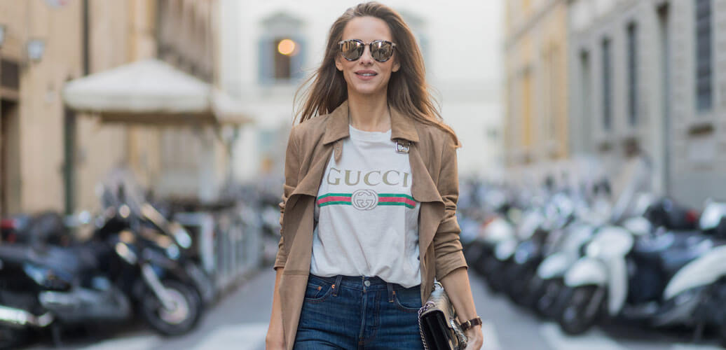 aktuelles Styling wähle authentisch Original kaufen Statement T-Shirts – Das ist der Toptrend 2018