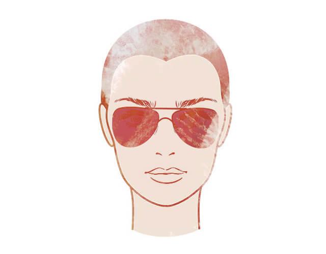 Die passende Sonnenbrille für jede Gesichtsform