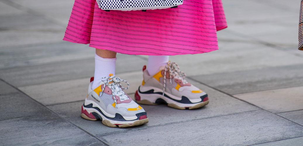 3dcc60f06a6412 Das sind die 5 Sneaker-Trends 2019 für Damen