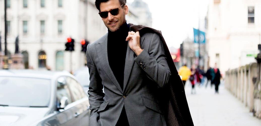 Anzug Der Schnitt