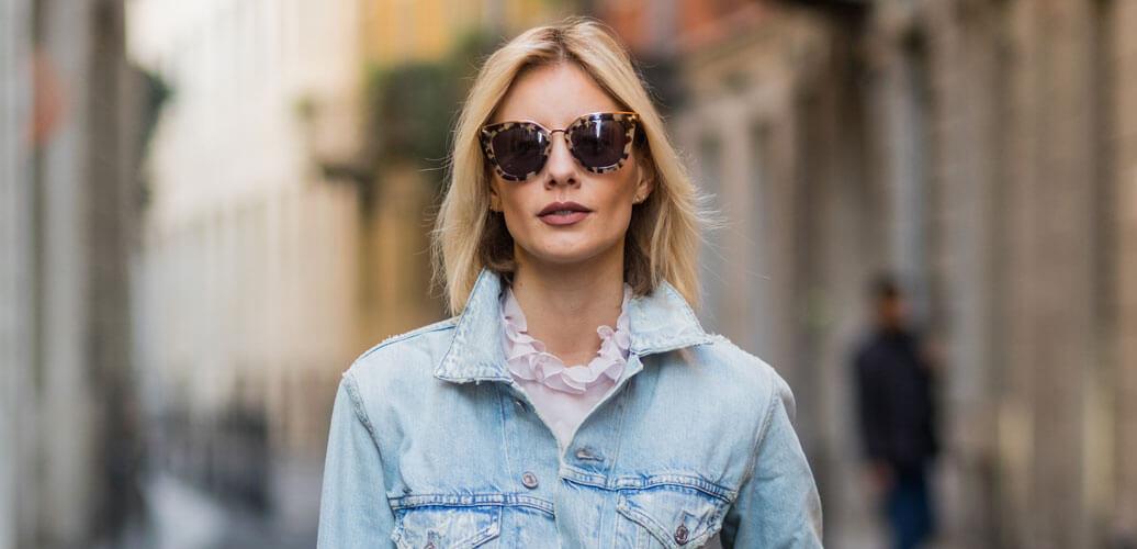Selbsttest – welche Sonnenbrille passt zu Ihrer Gesichtsform?