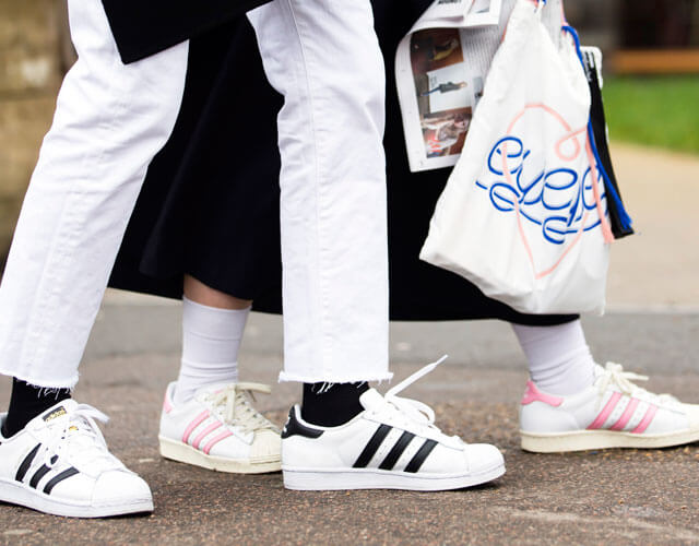 Adidas ist der Superstar in den USA
