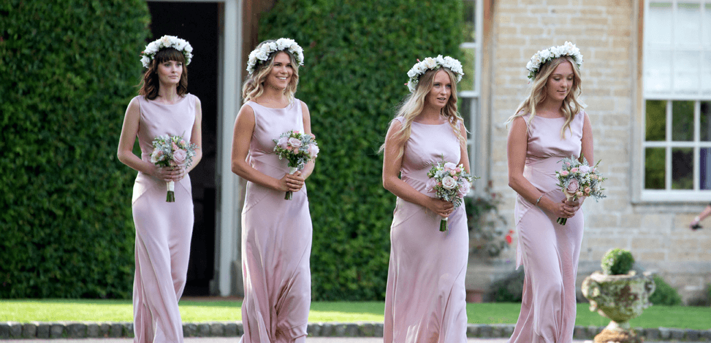Die schönsten Brautjungfernkleider für jeden Geschmack