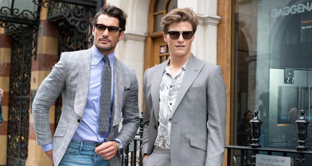 Cooles outfit männer