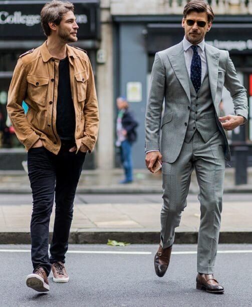 Smart Durch Die Woche 5 Easy Business Looks Fur Herren