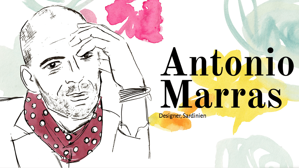 Illustration Antonio Marras