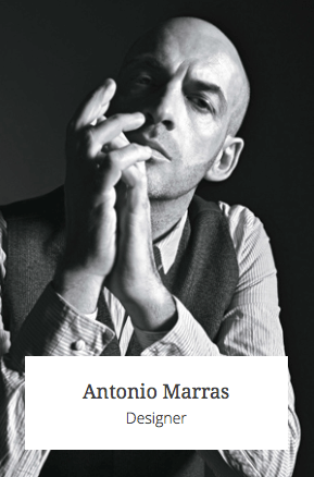 Portrait Antonio Marras