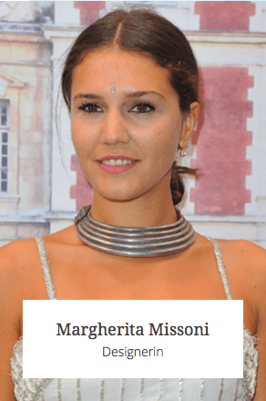 Portrait Margherita Missoni