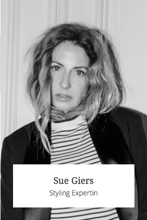 Portrait Sue Giers