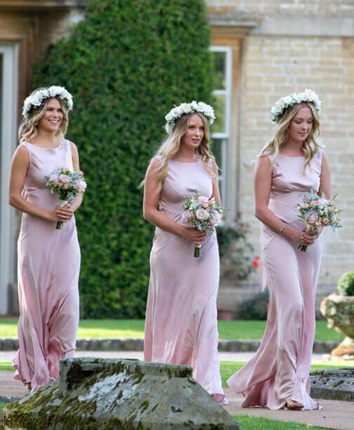 Die Schonsten Festlichen Kleider Fur Hochzeitsgaste