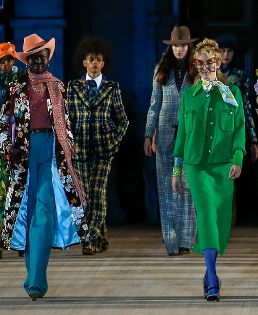 Die besten Trends der New York Fashion Week