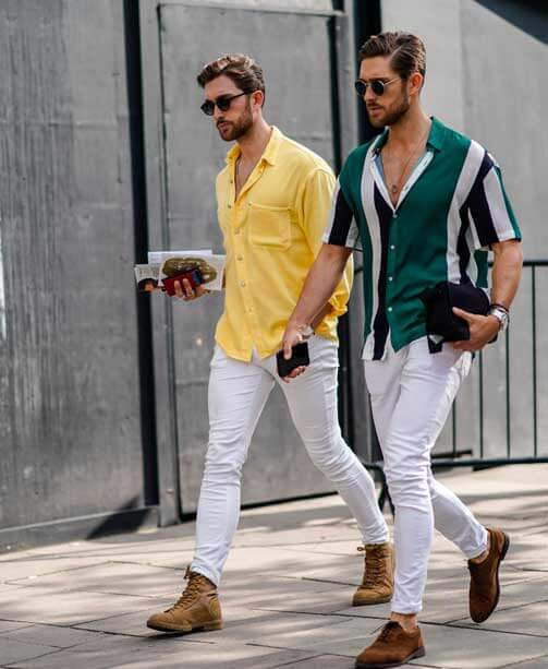 Summer in the city 2018: die besten Sommer-Outfits für Herren