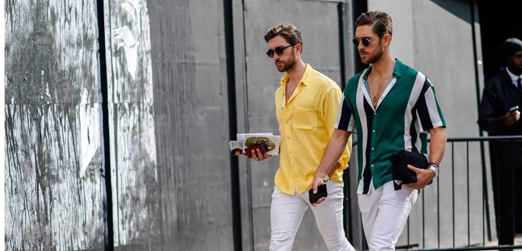 Männer sommer outfit 60 Sommer