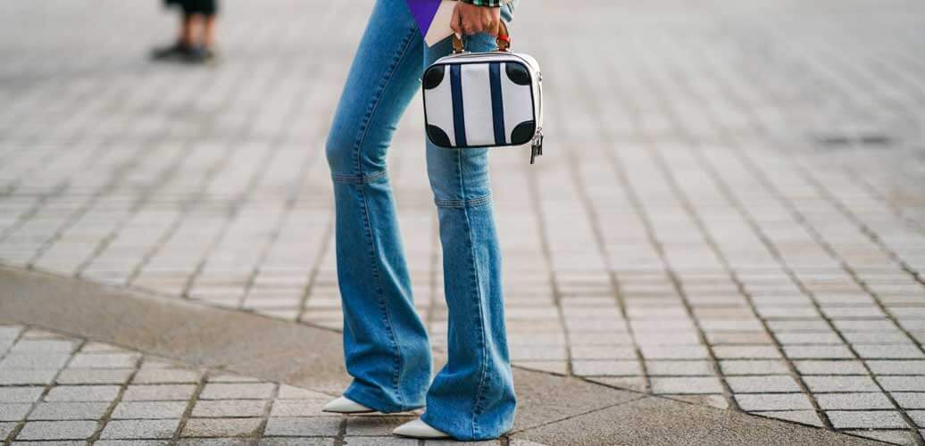 Boyfriend, Schlaghose, Skinny & Co. die Jeans Trends im