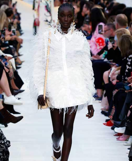 Die Top-Trends der Paris Fashion Week Frühling/Sommer 2020