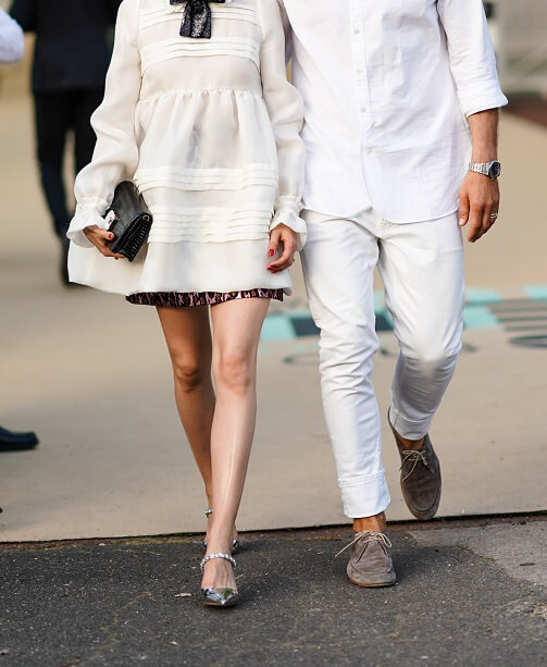 Flache Brautschuhe – die schönsten Modelle für den großen Tag