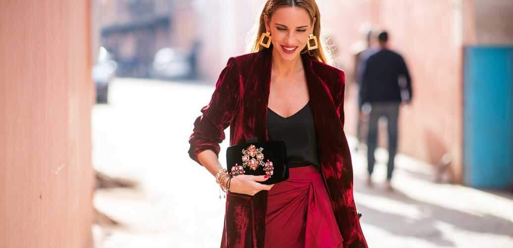 Heiraten Im Winter Outfit Ideen Fur Gaste Einer Winterhochzeit