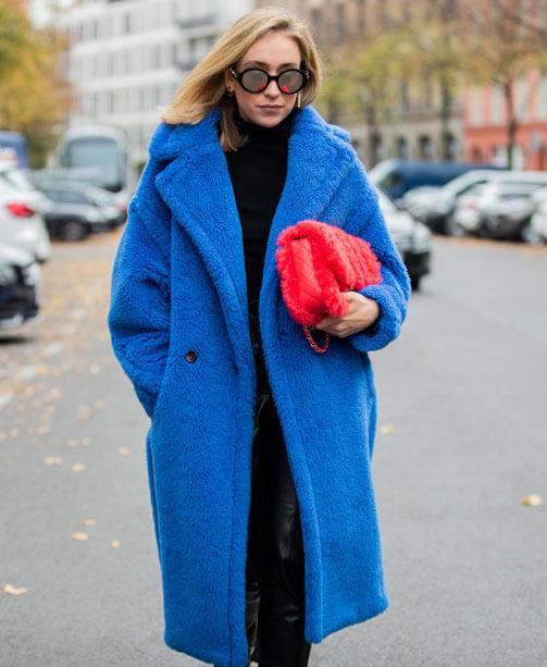 Teddy-Coats: Die kuscheligsten Mäntel der Saison