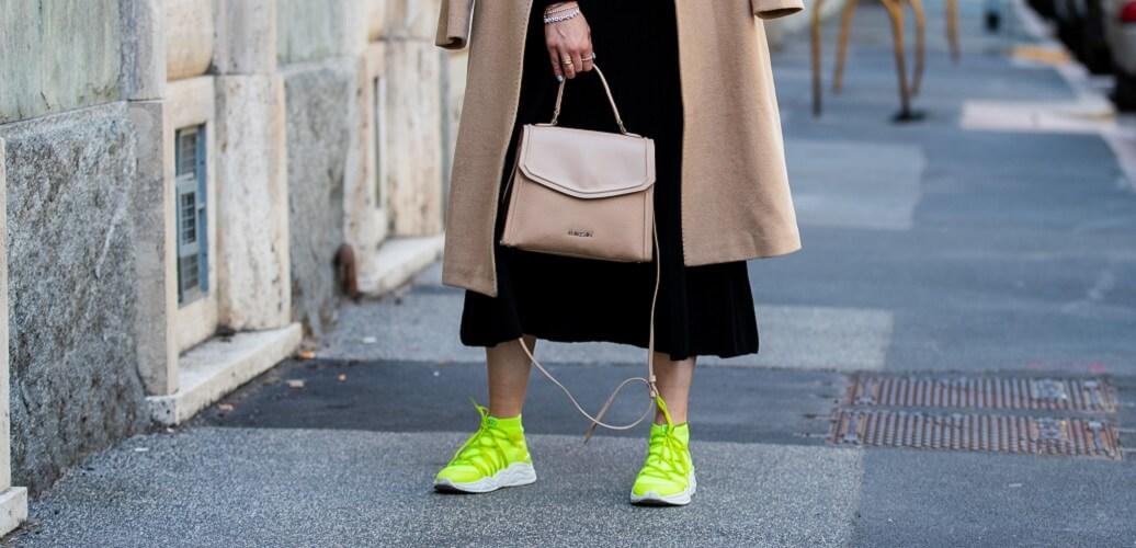 Neonfarben kombinieren – so geht's!