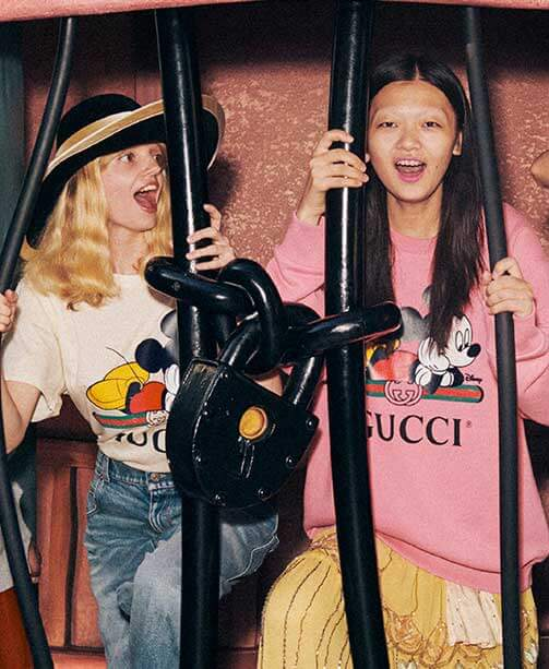 News: Disney x Gucci