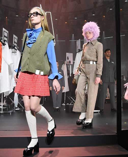 Die Highlights der H/W-Kollektion 20/21 von Gucci