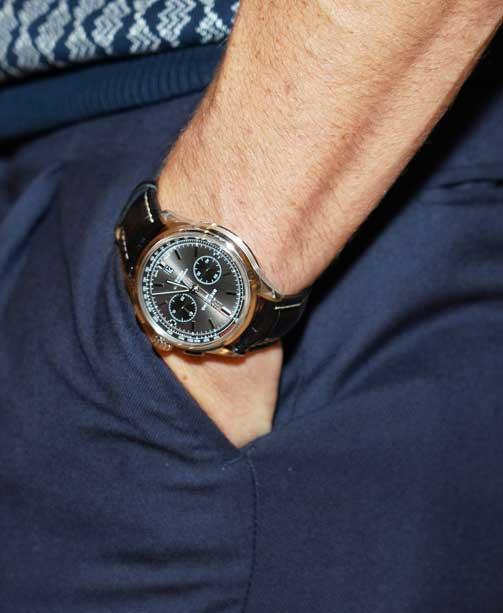 Top 5 Luxusuhren-Marken für Männer