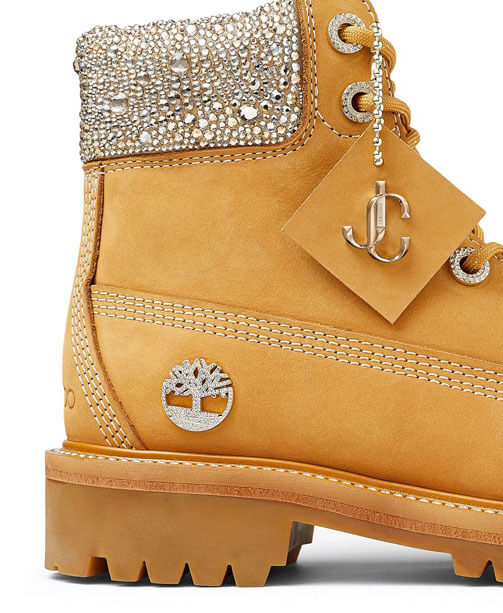 Jimmy Choo x Timberland - die Capsule Collection