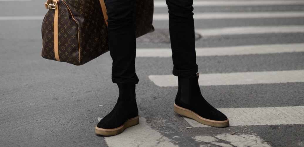 Chelsea Boots Street Style